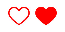 Heart Vector Icon. Love Symbol...