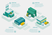 Isometric Logistics And Delive...