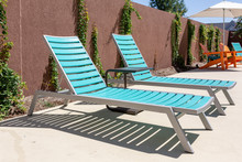 Outdoor Patio Lawn Chaise Loun...