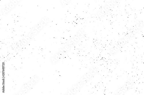 Fotomural  Subtle grain texture overlay. Grunge vector background