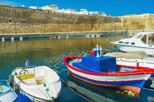 Kasbah Rampart, Bizerte, Tunisia