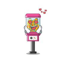 In Love Candy Vending Machine ...