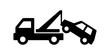 auto pomoc - holowanie samochodu