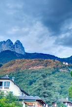 Talloires, Haute-Savoie, France