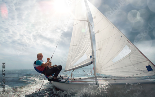Obrazy Regaty   sailing-yacht-race-yachting-sailing-regatta