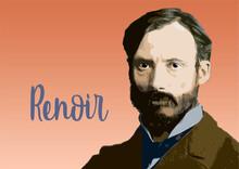 Pierre Auguste Renoir Portrait