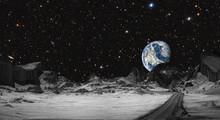 Future, Moon Road Overlooking ...