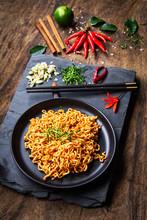 Korean Style Stir-fried Instan...