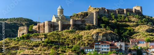 Foto  Narikala Fortress Tbilisi