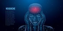 A Person Who Has A Headache, M...