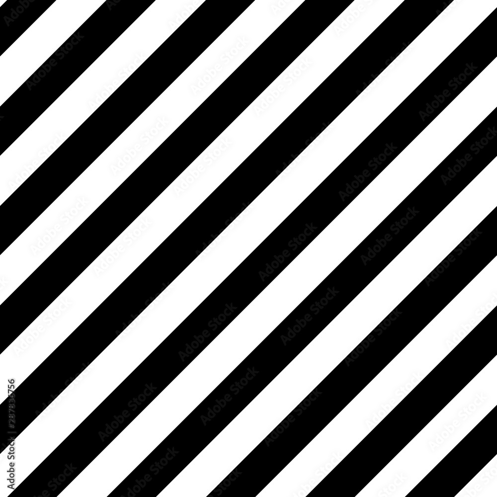 Fototapety, obrazy: black and white grunge stripes seamless repeatable pattern , lines striped wallpaper