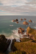 canvas print picture - Nugget Point