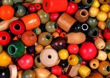 Beads, Many Colors, Many Shapes