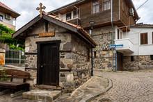 Chapel Of Saint Kyriaki The Gr...