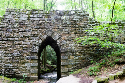 Cuadros en Lienzo Poinsett Bridge, built in 1820 in South Carolina