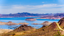 View Of Lake Mead From The His...