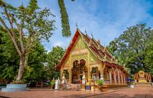 Wat Phuket, Nan Province, Thai...