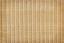 Rattan Or Wicker Weave Texture...