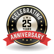 Celebrating 25 Years - Gold An...
