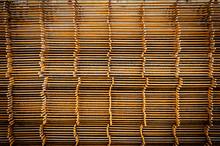 Rustic Wiremesh Pattern Side V...