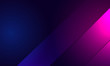 Abstract geometrical gradient shade background