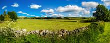 Panorama Of Beautiful Landscap...