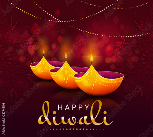 Happy New Year And Happy Diwali Images 100