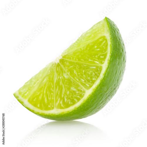 Fotografie, Obraz  Fruta de limón verde