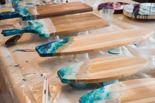 Resin Art Ocean Series And Pro...