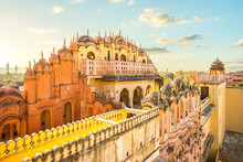 Hawa Mahal (Palace Of The Wind...