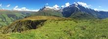 Bunderland Graubunden