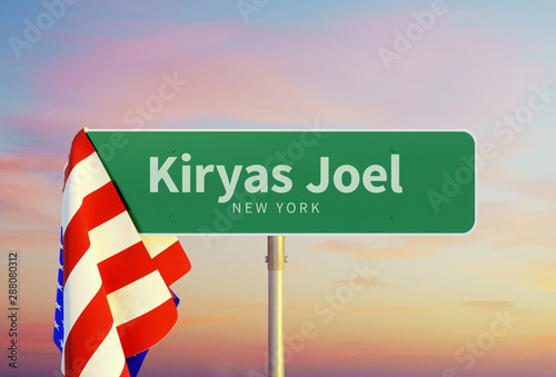 фотография Kiryas Joel – New York