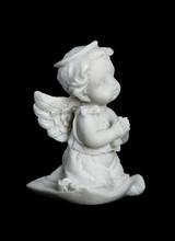 Statuette Of A Little Angel