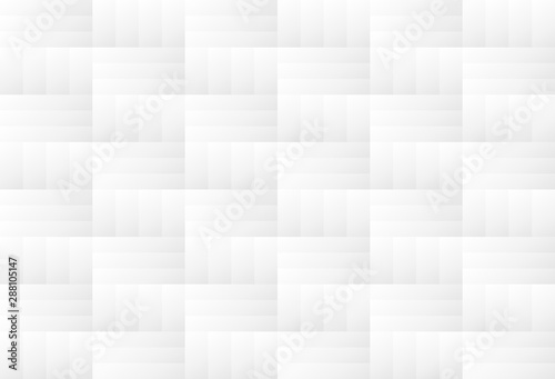 White Square Background Geometric Shape Textured Effect