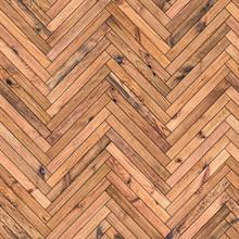 Natural Parquet Seamless Floor Texture. Herringbone