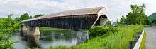 Cornish Windsor Covered Bridge