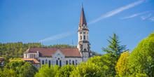 Basilique De La Visitation, A Catholic Church In Annecy
