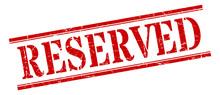 Reserved Stamp. Reserved Squar...