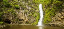 Hidden Waterfall Molokai