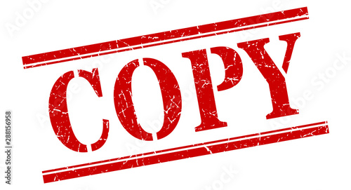 Photo copy stamp. copy square grunge sign. copy