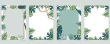 Green Animal Collection Of Saf...