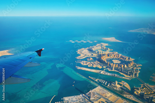 Photo  The Pearl-Qatar Island