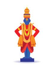 Indian God Vitthal - Pandurang...