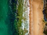 """Piękna plaża z najlepszym widokiem z lotu ptaka """"Plaża kierowcy"""", Bułgaria - 288182166"""