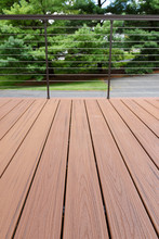 New Composite Deck With Metal ...