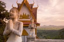 CAMBODIA BATTAMBANG WAT PHNOM ...