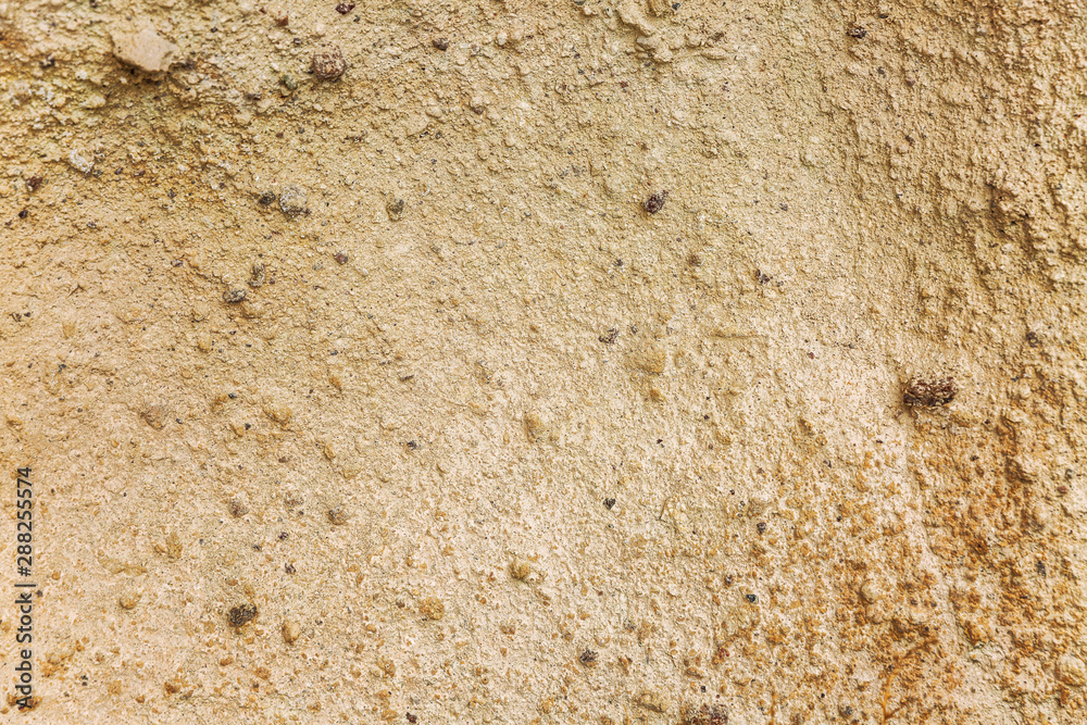 Fototapety, obrazy: Limestone surface texture, background. Space for text.