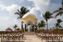 Wedding Gazebo In Mexico