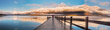 Glenorchy Wharfside, New Zealand