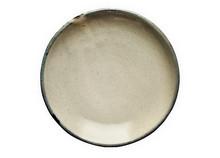 Ceramic Plate, Empty Plate Wit...